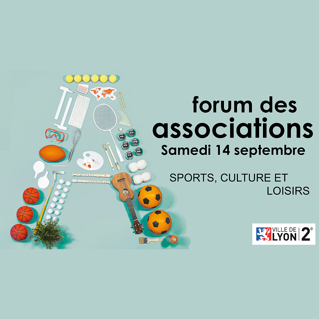 Forum des associations 2019 - Lyon 2